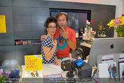 Late Night Shopping - Mondrean - Mo 23.06.2014 - Marsha CARELL, Uwe KR�GER99