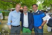 Echo Sommerfest - Wiener Prater - Di 24.06.2014 - Christian P�TTLER, Niko PELINKA, Marin BIEDERMANN1