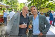 Echo Sommerfest - Wiener Prater - Di 24.06.2014 - Richard ZAHEL, Ralph VALLON12