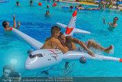 XJam VIP Tag 2 - XJam Resort Belek - Fr 27.06.2014 - Fadi MERZA lernt schwimmen, Schimmkurs, Martin STELMACH57