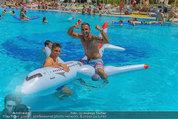 XJam VIP Tag 2 - XJam Resort Belek - Fr 27.06.2014 - Fadi MERZA lernt schwimmen, Schimmkurs, Martin STELMACH58