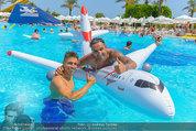 XJam VIP Tag 2 - XJam Resort Belek - Fr 27.06.2014 - Fadi MERZA lernt schwimmen, Schimmkurs, Martin STELMACH59