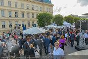 Raiffeisen LB OÖ Sommerfest - Albertina - Di 01.07.2014 - 10