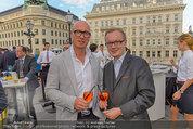 Raiffeisen LB OÖ Sommerfest - Albertina - Di 01.07.2014 - 18
