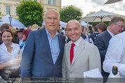 Raiffeisen LB OÖ Sommerfest - Albertina - Di 01.07.2014 - Frank HENSEL, Gerald KLUG24