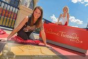 Christina Stürmer - Walk of Fame Madame Tussauds - Di 01.07.2014 - Christina ST�RMER18