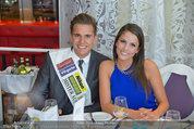 Miss Austria Wahl - Casino Baden - Do 03.07.2014 - Philipp KNEFS, Anna HAMMEL100