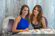 Miss Austria Wahl - Casino Baden - Do 03.07.2014 - Anna HAMMEL, Amina DAGI101