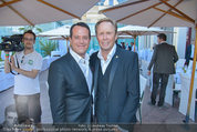 Miss Austria Wahl - Casino Baden - Do 03.07.2014 - Gregor GLANZ, Peter KRAUS111