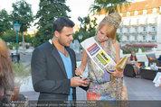 Miss Austria Wahl - Casino Baden - Do 03.07.2014 - Emin AGALAROV, Ena KADIC133