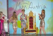 Miss Austria Wahl - Casino Baden - Do 03.07.2014 - Ena KADIC, Julia FURDEA380
