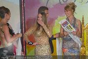 Miss Austria Wahl - Casino Baden - Do 03.07.2014 - Ena KADIC, Julia FURDEA382