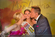 Miss Austria Wahl - Casino Baden - Do 03.07.2014 - Julia FURDEA, Silvia SCHNEIDER, Alfons HAIDER405