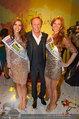 Miss Austria Wahl - Casino Baden - Do 03.07.2014 - Nadine STROITZ, Katharina NAHLIK, Peter KRAUS412