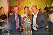 Miss Austria Wahl - Casino Baden - Do 03.07.2014 - Julia FURDEA, Manfred BAUMANN416