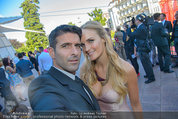 Miss Austria Wahl - Casino Baden - Do 03.07.2014 - Andreas TISCHLER, Patricia KAISER56