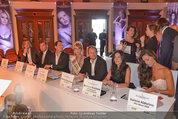 Miss Austria Wahl - Casino Baden - Do 03.07.2014 - Jury72