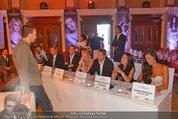 Miss Austria Wahl - Casino Baden - Do 03.07.2014 - Jury76