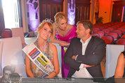 Miss Austria Wahl - Casino Baden - Do 03.07.2014 - Ena KADIC, Silvia SCHNEIDER, Manfred BAUMANN80