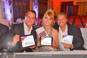 Miss Austria Wahl - Casino Baden - Do 03.07.2014 - Gregor GLANZ, Ena KADIC, Manfred BAUMANN87