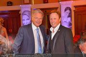 Miss Austria Wahl - Casino Baden - Do 03.07.2014 - Herbert FECHTER, Peter KRAUS88