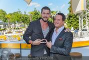 Miss Austria Wahl - Casino Baden - Do 03.07.2014 - Fabian PLATO, Gregor GLANZ9