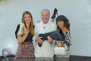 Humanic Kollektion - Hunderwasser Wohnung - Do 03.07.2014 - Martina KAISER, Marjan SHAKI, Franz PRENNER29