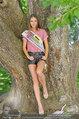 Miss Austria Fotoshooting - Schlosspark Schönbrunn - Fr 04.07.2014 - Julia FURDEA14