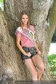Miss Austria Fotoshooting - Schlosspark Schönbrunn - Fr 04.07.2014 - Julia FURDEA15