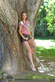 Miss Austria Fotoshooting - Schlosspark Schönbrunn - Fr 04.07.2014 - Julia FURDEA16