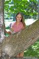 Miss Austria Fotoshooting - Schlosspark Schönbrunn - Fr 04.07.2014 - Julia FURDEA18