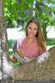 Miss Austria Fotoshooting - Schlosspark Schönbrunn - Fr 04.07.2014 - Julia FURDEA19