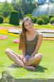 Miss Austria Fotoshooting - Schlosspark Schönbrunn - Fr 04.07.2014 - Julia FURDEA2