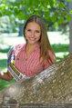 Miss Austria Fotoshooting - Schlosspark Schönbrunn - Fr 04.07.2014 - Julia FURDEA20