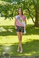 Miss Austria Fotoshooting - Schlosspark Schönbrunn - Fr 04.07.2014 - Julia FURDEA23