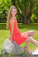 Miss Austria Fotoshooting - Schlosspark Schönbrunn - Fr 04.07.2014 - Julia FURDEA29