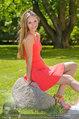 Miss Austria Fotoshooting - Schlosspark Schönbrunn - Fr 04.07.2014 - Julia FURDEA30