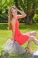 Miss Austria Fotoshooting - Schlosspark Schönbrunn - Fr 04.07.2014 - Julia FURDEA31