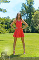 Miss Austria Fotoshooting - Schlosspark Schönbrunn - Fr 04.07.2014 - Julia FURDEA32