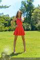 Miss Austria Fotoshooting - Schlosspark Schönbrunn - Fr 04.07.2014 - Julia FURDEA34