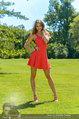 Miss Austria Fotoshooting - Schlosspark Schönbrunn - Fr 04.07.2014 - Julia FURDEA35