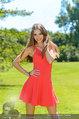 Miss Austria Fotoshooting - Schlosspark Schönbrunn - Fr 04.07.2014 - Julia FURDEA36