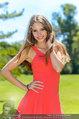 Miss Austria Fotoshooting - Schlosspark Schönbrunn - Fr 04.07.2014 - Julia FURDEA37
