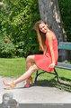 Miss Austria Fotoshooting - Schlosspark Schönbrunn - Fr 04.07.2014 - Julia FURDEA39