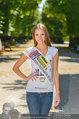 Miss Austria Fotoshooting - Schlosspark Schönbrunn - Fr 04.07.2014 - Julia FURDEA4