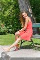Miss Austria Fotoshooting - Schlosspark Schönbrunn - Fr 04.07.2014 - Julia FURDEA40