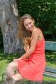Miss Austria Fotoshooting - Schlosspark Schönbrunn - Fr 04.07.2014 - Julia FURDEA41