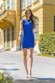 Miss Austria Fotoshooting - Schlosspark Schönbrunn - Fr 04.07.2014 - Julia FURDEA49