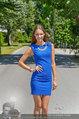 Miss Austria Fotoshooting - Schlosspark Schönbrunn - Fr 04.07.2014 - Julia FURDEA50
