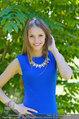 Miss Austria Fotoshooting - Schlosspark Schönbrunn - Fr 04.07.2014 - Julia FURDEA52